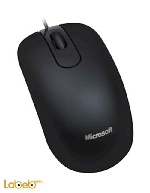 Microsoft Compact Optical Mouse 200 Black