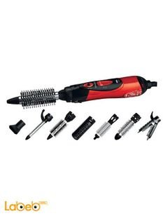 Sencor Hot Air Brush - 1000Watt - Red - SHS-7551RD