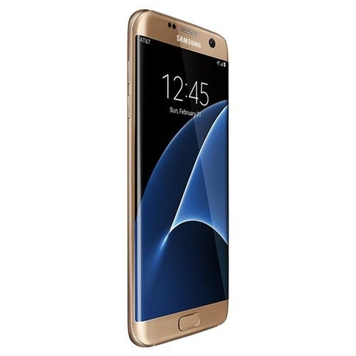 Samsung Galaxy S7 edge smartphone 32GB Gold