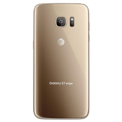 Samsung Galaxy S7 edge smartphone back 32GB 5.5inch Gold