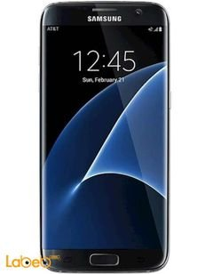 Samsung Galaxy S7 edge smartphone - 32GB - 5.5inch - Black