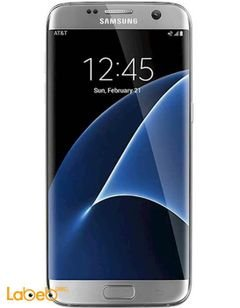Silver Samsung Galaxy S7 edge 32GB