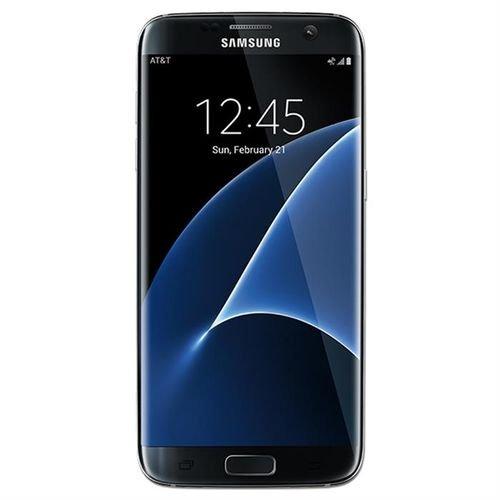 Samsung Galaxy S7 edge smartphone screen 64GB Black SM-G935F