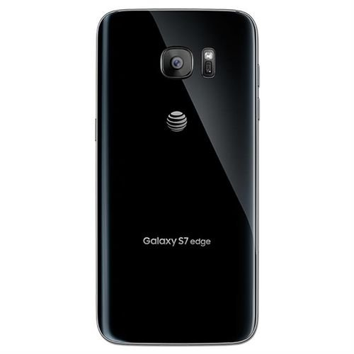 Samsung Galaxy S7 edge smartphone back 64GB Black SM-G935F
