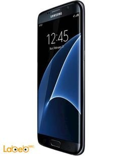 Samsung Galaxy S7 edge smartphone - 64GB - Black - SM-G935F