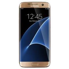 Samsung Galaxy S7 edge smartphone - 64GB - 5.5inch - Gold