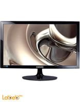 black Samsung LED monitor 22inch S22D300HY