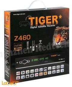Tiger Digital satellite receiver - full HD 1080P - Z460