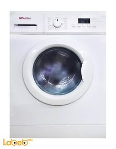 National Electric Washing Machine - 8Kg - 1200rpm - 8G1281M5