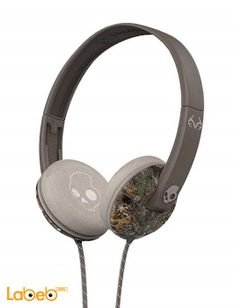 Skullcandy Uprock - Headsets on Ears - nature design - S5URFZ-033