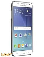 Samsung Galaxy J7 Smartphone screen White