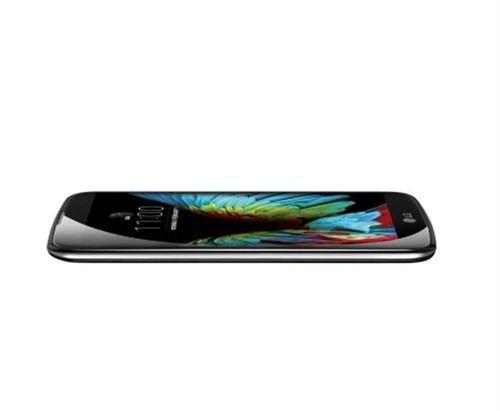 جانب موبايل LG K10 اسود