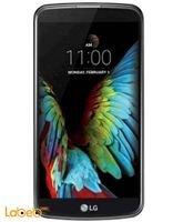 موبايل LG K10 ذاكرة 16 جيجابايت اسود K430DSY