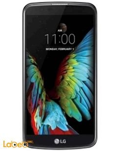 موبايل LG K10 - ذاكرة 16 جيجابايت - 5.3 انش - اسود - K430DSY