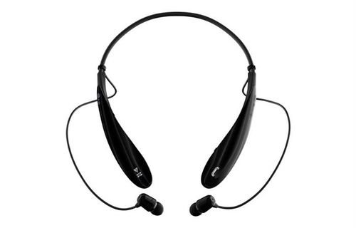 LG tone + headset bluetooth 3.0 black color HBS-800