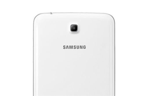 خلفية تابلت سامسونج جلاكسي تاب 3 8GB أبيض