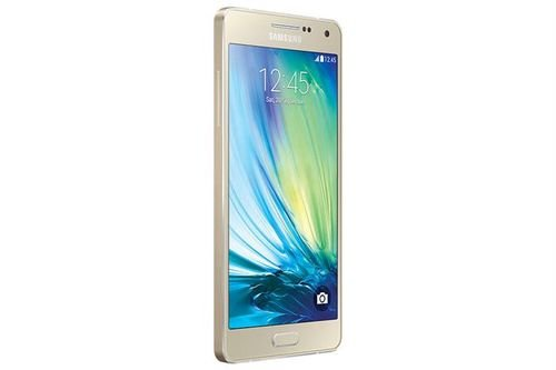 Gold color Samsung Galaxy A5(2016) smartphone 16GB 5.2inch