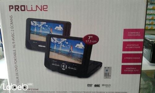 شاشة برو لاين DVD للسيارات DVDP250W