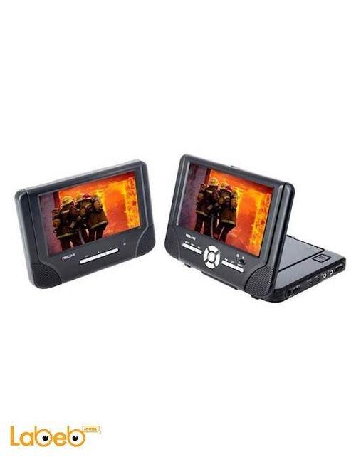 شاشة برو لاين DVD للسيارات 7 انش DVDP250W