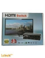 HDMI Switch 4.1 Full HD 1080P HDMI-501