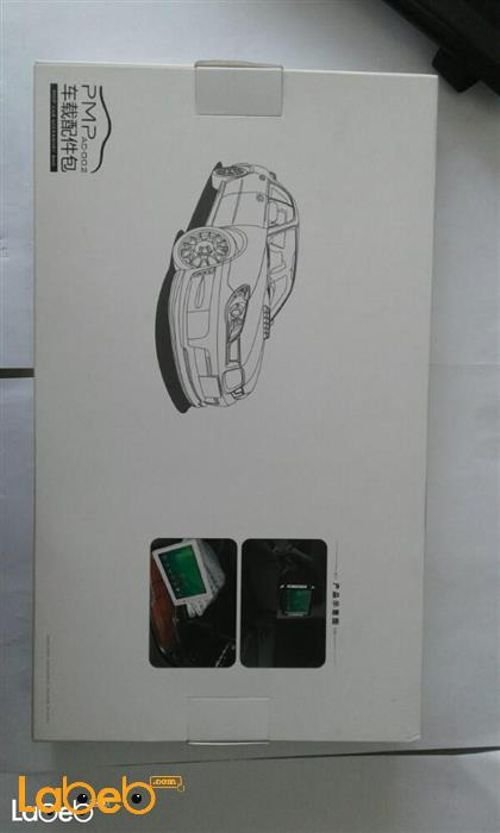 Tablet cover and Charger car PMP AC-002 Model