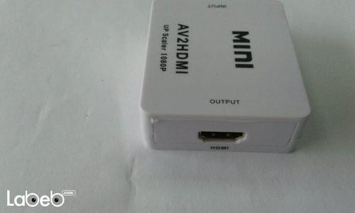 محول فيديو مخرج HDMI موديل Av2HDMzi