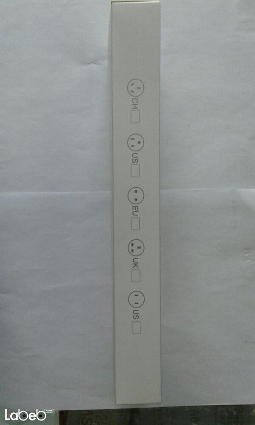 وصلة كهرباء مع مداخل USB موديل Zgn-T02