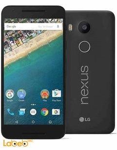 موبايل LG نيكسوس 5X - ذاكرة 32 جيجابايت - أسود - LGH791