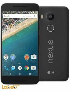 LG Nexus 5X Smartphone - 32GB - 5.2inch - Black - LGH791