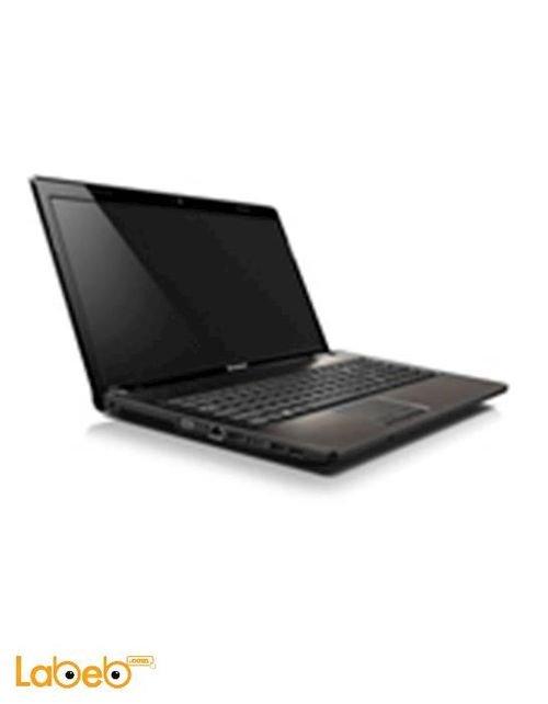 لاب توب لينوفو 2GB رام 15.6 انش أسود G570