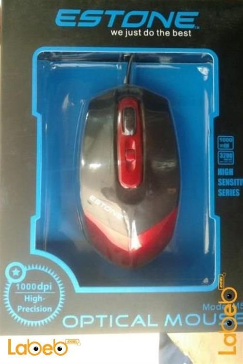 Estone computer Wired Mouse M5
