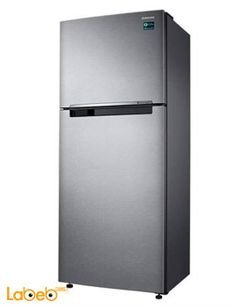 Samsung Top Mount refrigerator - 430L - Stainless - RT43K6030SL