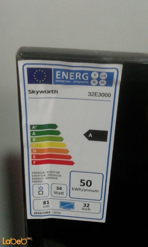 مواصفات شاشة LED sky worth موديل 32E3000