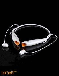 سماعات بلوتوث لاسلكية ابيض HV-800