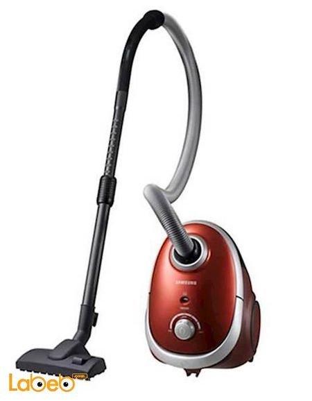 مكنسة كهربائية سامسونج 1800 واط أحمر SC5450