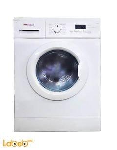 National Electric Washing Machine - 8Kg - 1200rpm - 8G1281M6