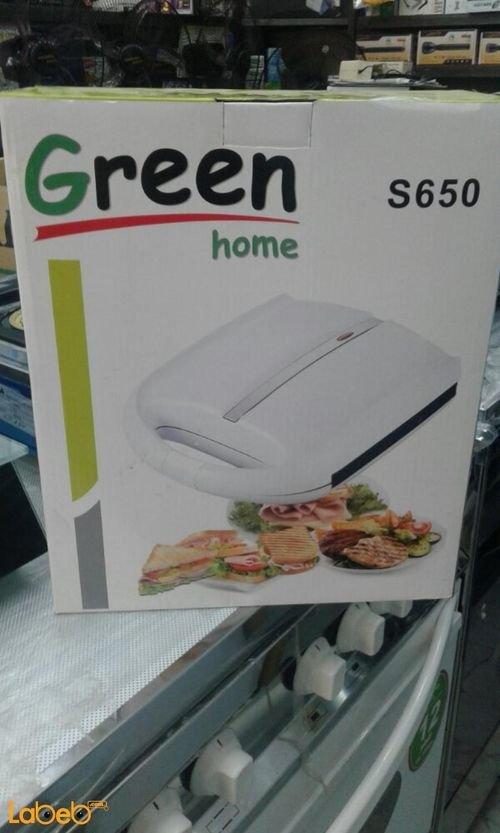 توستر جريل جرين هوم Green home S650