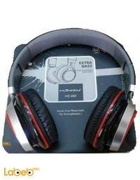 سماعات رأس Hanizu للموبايلات والايبود أسود HZ-460
