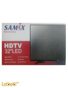 Samix LED TV - 32 inch - HD TV 1366x768 pixel - SNK-3235