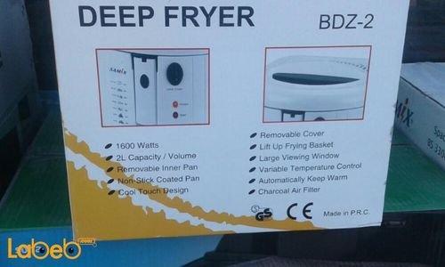 مواصفات قلاية كهربائية سامكس BDZ-2