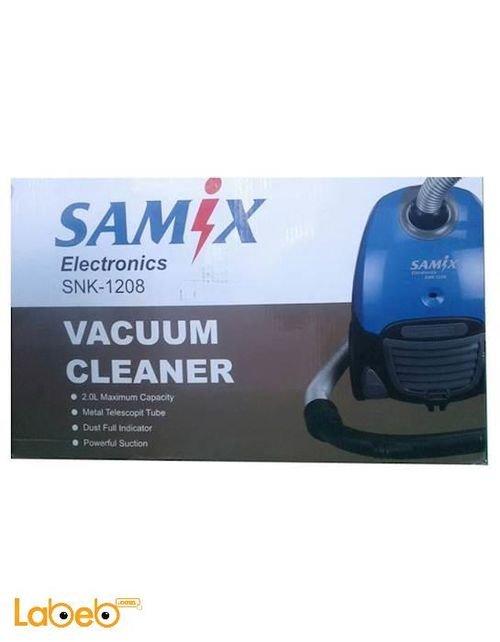 Blue SNK-1208 Samix vacuum cleaner