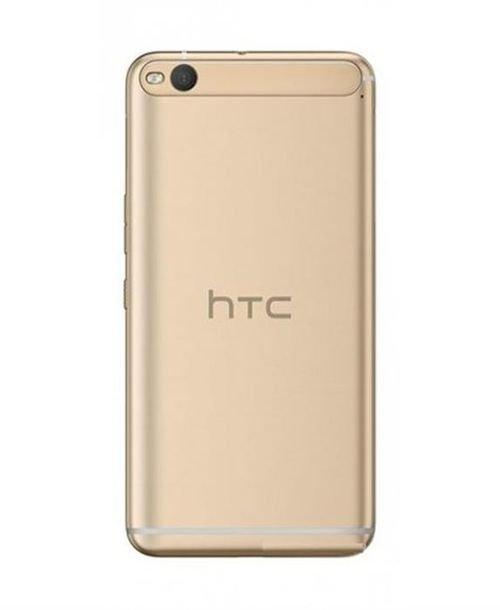 Gold HTC X9 Dual Sim smartphone back 32GB