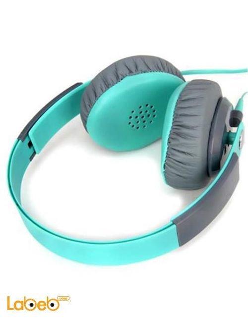 سماعة رأس سلكية يونجل  لون اخضر موديل YL-EP12