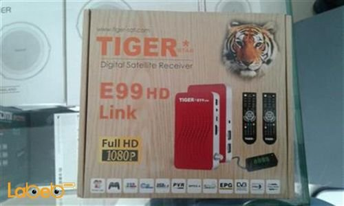 Tiger receiver E99 HD Link Red