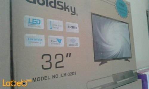 LM-32D9 GoldSky LED TV 32 inch
