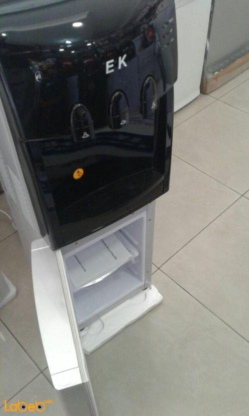 black and silver XXKL-SLR-22C EK water dispenser 3 taps