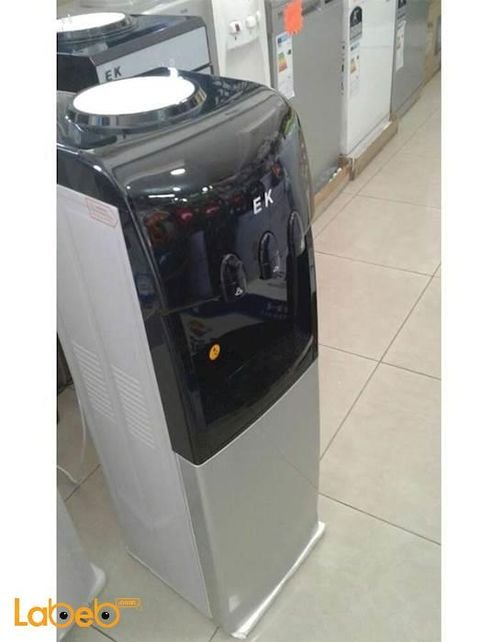black and silver XXKL-SLR-22C EK water dispenser