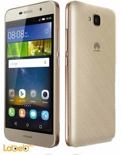 Huawei Y6 pro smartphone - 16GB - gold color - TIT-U02