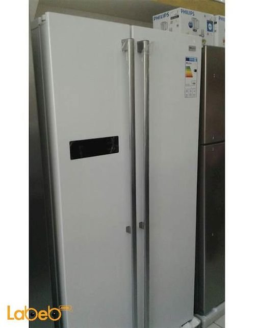 National Electric Side by Side Refrigerator 527 Liters 750FM6