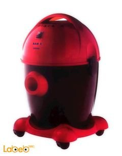 Samix vacuum cleaner - 12L - 2000W - red - SN7 SPRKRS 15